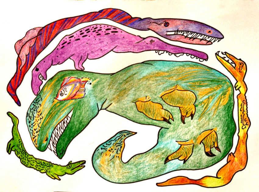 specific crocodiles