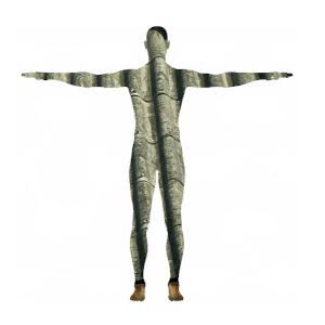 człowiek z azbestu